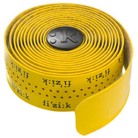 Fizik Superlight Tacky Handlebar Tape Fizik Logo yellow